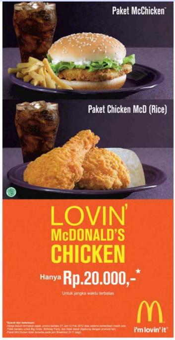 Gambar Iklan Tidak Sesuai Kenyataan Iklan Makanan Cepat Saji