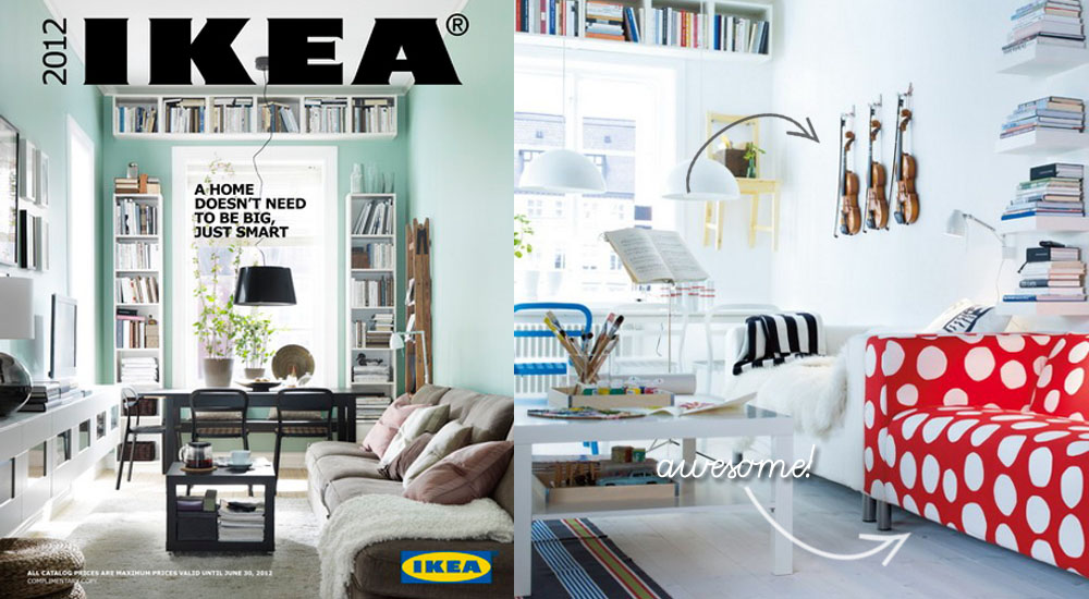 ikea alam sutera berpikir out of the box. Black Bedroom Furniture Sets. Home Design Ideas