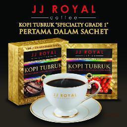 Kopi JJ Royal